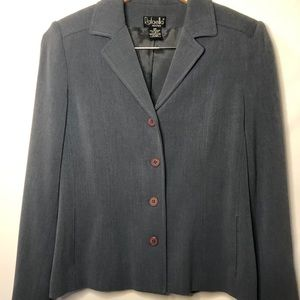 Rafaella Blue Pantsuit Size 10 Petite